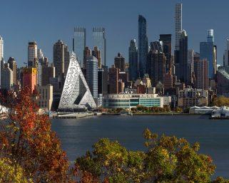 BIG, macla tipológica e iconicidad en Manhattan