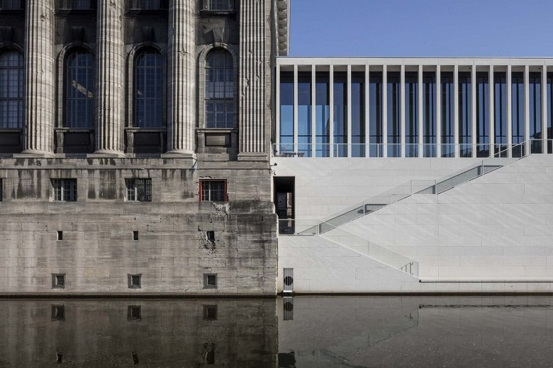 Ute Zscharnt, David Chipperfield tecnne