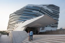 Zaha Hadid, Jockey Club Tower Innovation, Hong Kong, tecnne