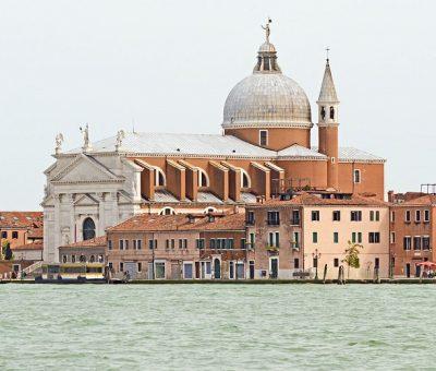 Andrea Palladio, secuencialidad en Il Redentore