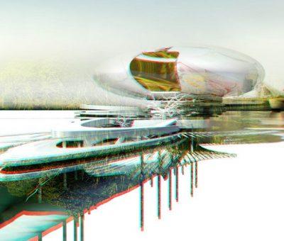 Buenos Aires: escenarios flotantes, diseños surreales