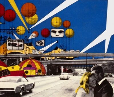 Archigram, Instant City
