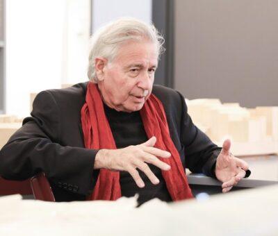 Bernard Tschumi, El Placer de la Arquitectura