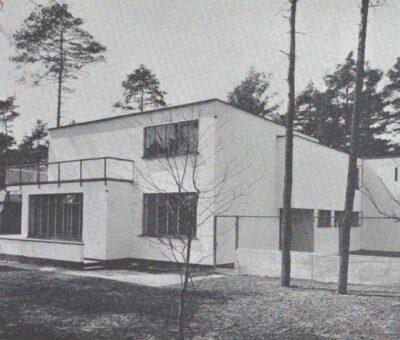 Philip Johnson, Arquitectura moderna: Exposición internacional