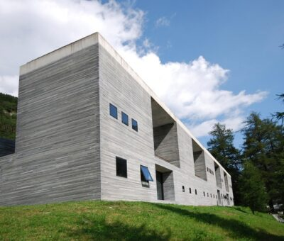 Peter Zumthor, Termas de Vals, documental