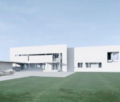 Richard Meier, Southern House