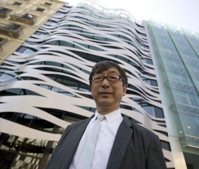 Toyo Ito, La arquitectura como metamorfosis
