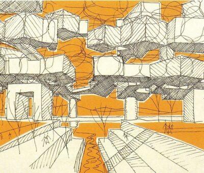 Yona Friedmann, decálogo de un nuevo urbanismo