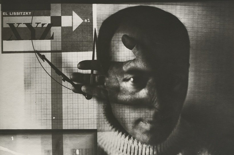 El Lissitzky, Ideological Superstructure, tecnne
