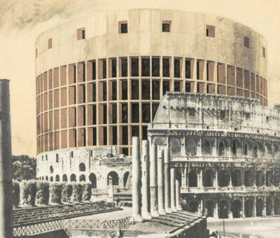 Adolfo Natalini, Lo grandiosa que era la arquitectura en 1966…
