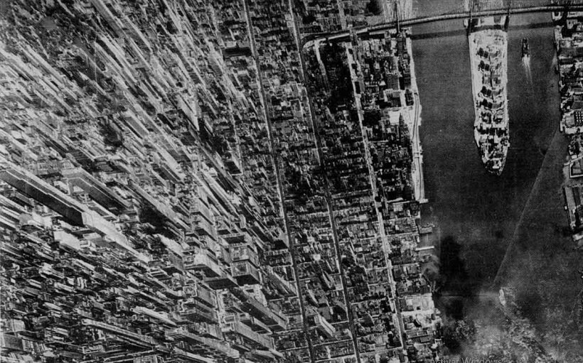 Rem Koolhaas, La vida en la metrópoli o La cultura de la congestión