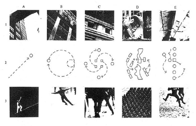 Bernard Tschumi, The Manhattan Transit, tecnne