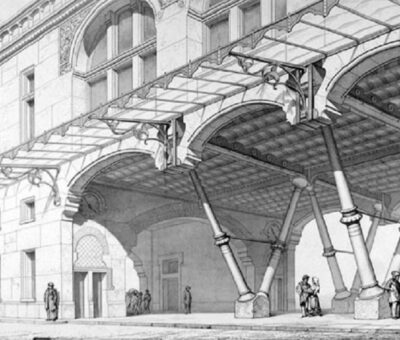 Denis Hollier, Metáforas arquitectónicas