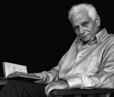 Jacques Derrida, carta a Peter Eisenman