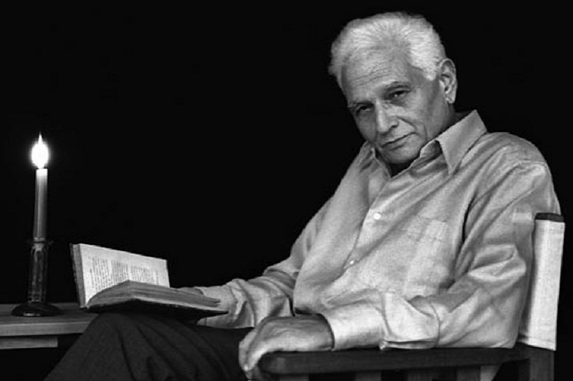 Jacques Derrida, Letter to Peter Eisenman, tecnne