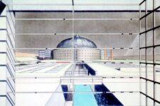 OMA, Koepel Panopticon Prison, tecnne