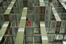 Biblioteca Vasconcelos - Yoshi Koitani.