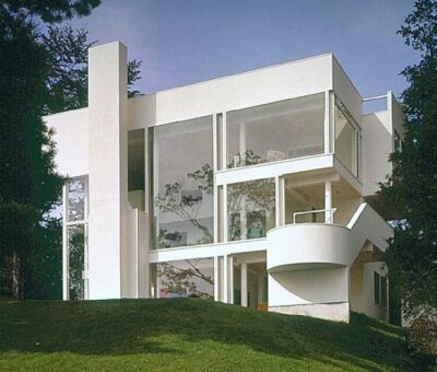 Richard Meier, Smith House