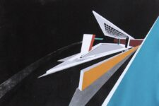 Zaha Hadid, The Peak, 1983, tecnne