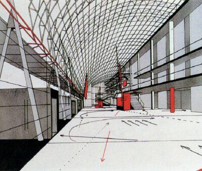 Bernard Tschumi, La paradoja arquitectónica