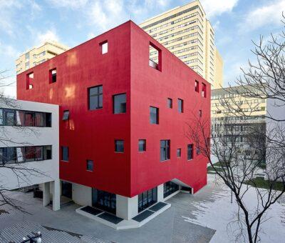 Crossboundaries, Escuela del Futuro de Chaoyang