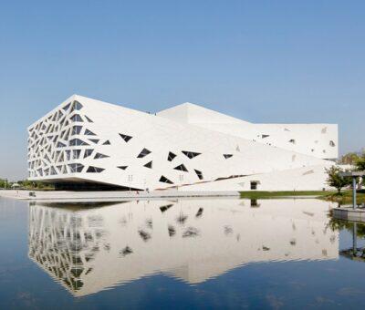 Henning Larsen, Opera de Hangzhou Yuhang