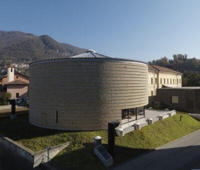 Mario Botta, Teatro de la arquitectura