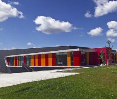NAOS Arquitectura, Escuela de Danza de Oleiros