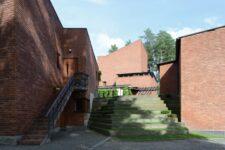 Alva Aalto, Saynatsalo Town Hall, tecnne