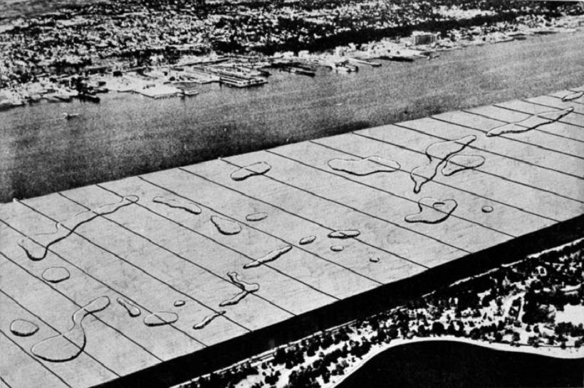 Archizoom, Non Stop City, 1970, tecnne