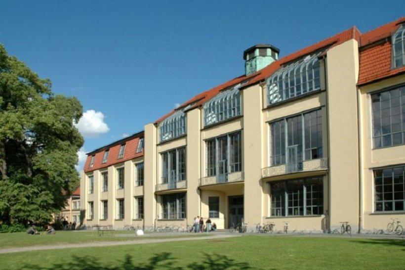 Bauhaus Weimar, tecnne