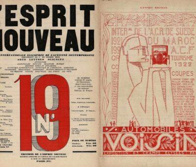 Beatriz Colomina, Le Corbusier y la imagen cotidiana de la era industrial