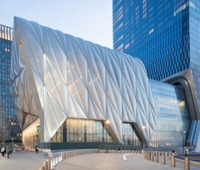 Diller Scofidio + Renfro, The Shed