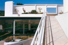 Le Corbusier, Villa Savoye, tecnne