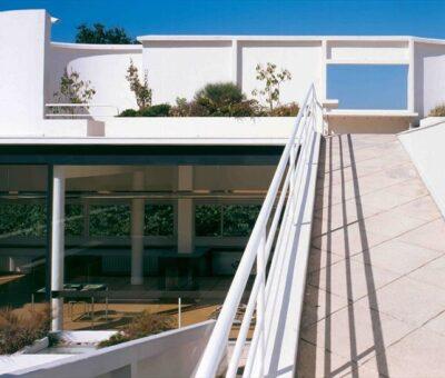 Le Corbusier, teoría de la terraza jardín