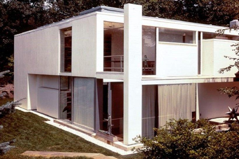 Peter Eisenman, House I, Tecnne