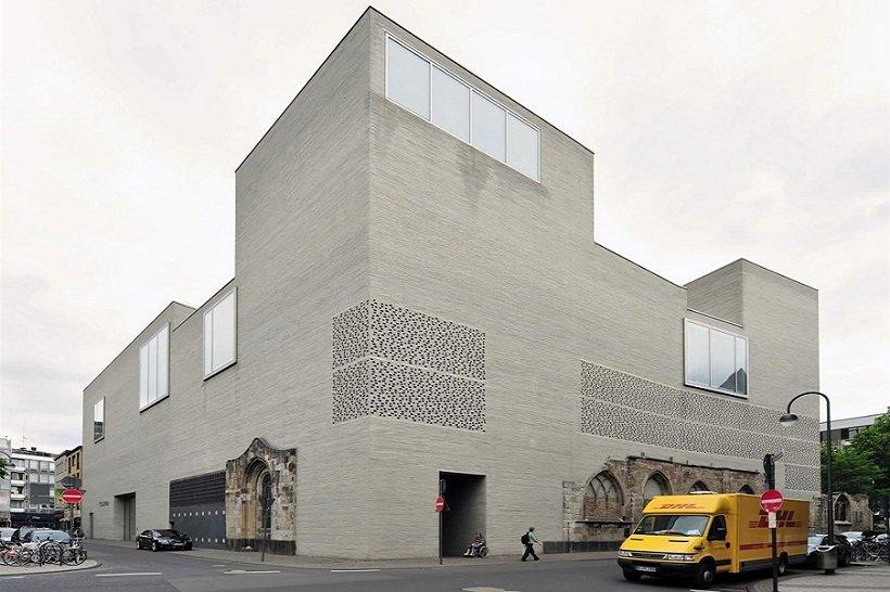 Peter Zumthor, Museo kolumba, Tecnne
