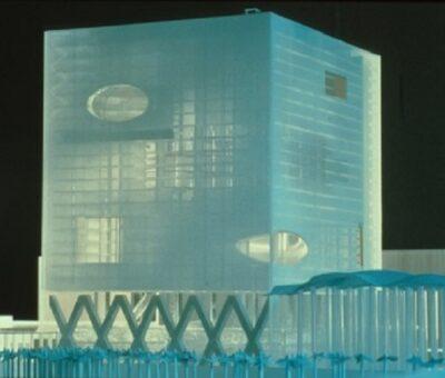 Rem Koolhaas, Biblioteca Nacional de Francia