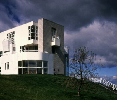 Richard Meier, Westchester House