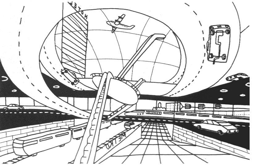 Terence Riley, Rem Koolhaas y el lugar de la arquitectura pública, tecnne