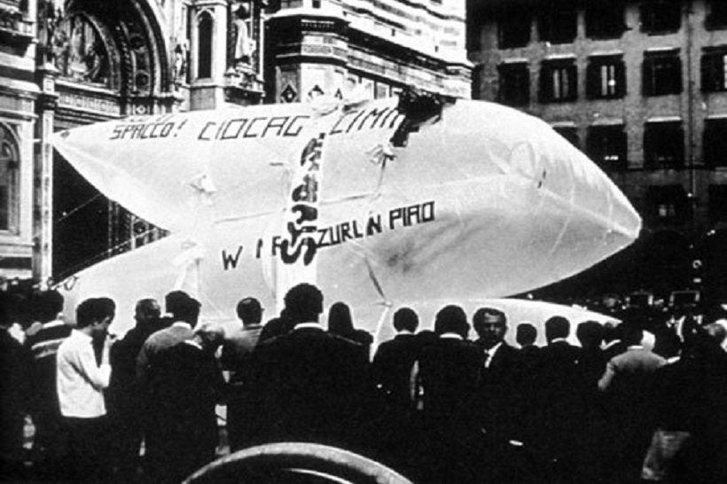 UFO, Urboeffimero 1968, tecnne