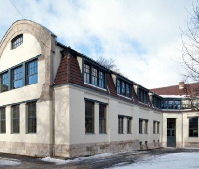 Alexander Dorne, los antecedentes de la Bauhaus