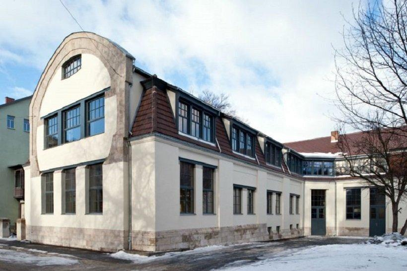 Van de Velde's Grand Ducal Saxon School of Applied Arts, tecnne