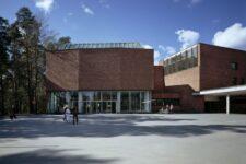 Alvar Aalto, Jyväskylä University ©Maija Holma Alvar Aalto Foundation, tecnne