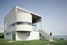 Gwathmey Siegel, Cooper house, tecnne ©Bill Maris
