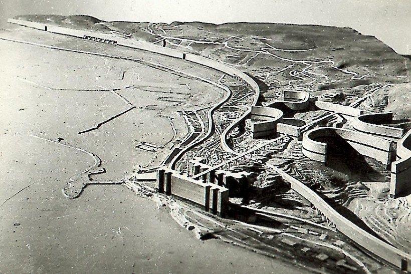 Le Corbusier, Argel, tecnne