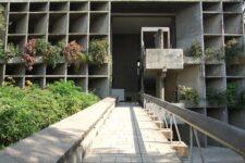 Le Corbusier, Palais des Filateurs, Ahmedabad, ©FLC-ADAGP, tecnne