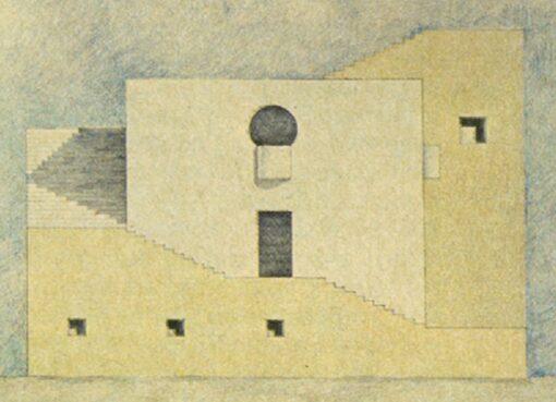Machado Silvetti, casa la isla de Djerba