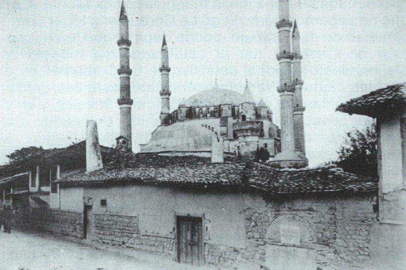 Mezquita de Adrianópolis. 1911 ©Le Corbusier, tecnne