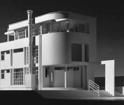 Richard Meier, Prototipo de casa suburbana
